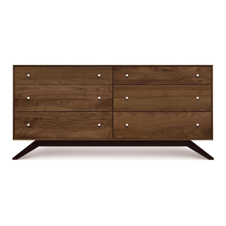 Astrid 6 drawer dresser copeland furniture rypen