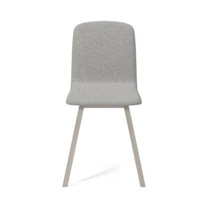 Palm Upholstered Dining Chair Image