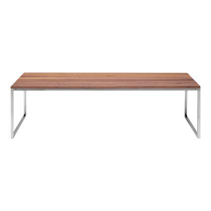 Como Coffee Table - Rectangle Walnut Image