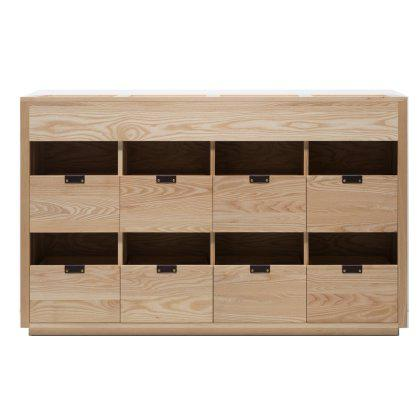 Dovetail 4x2.5 Storage Cabinet Image