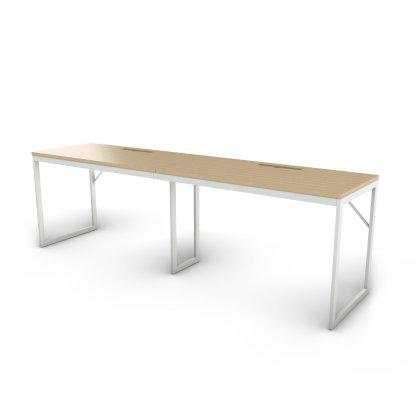 Foundation Benching Desk - 2 Linear Image