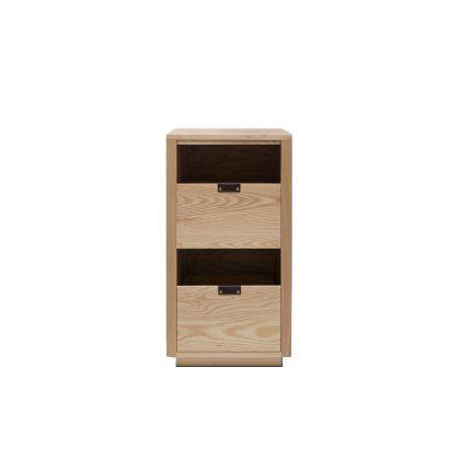 Dovetail 1x2 Storage Cabinet Image