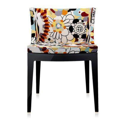 Mademoiselle Chair Fire Resistant - Missoni Fabric Image