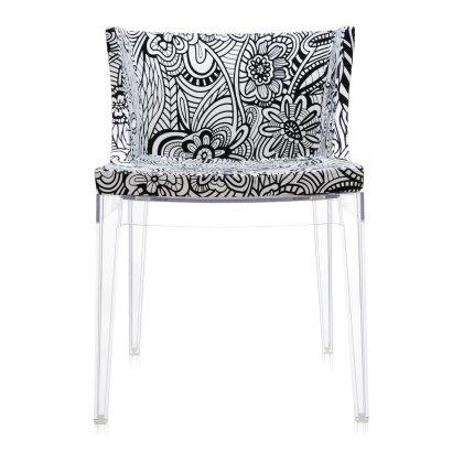 Mademoiselle Chair - Missoni Fabric Image