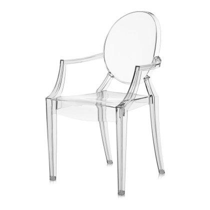 Lou Lou Ghost Childs Chair Single Image