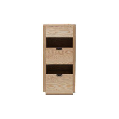 Dovetail 1x2.5 Storage Cabinet Image