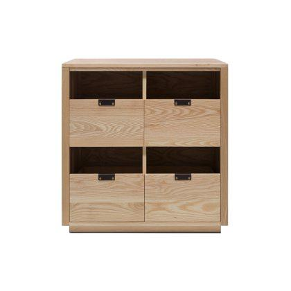 Dovetail 2x2 Storage Cabinet Image