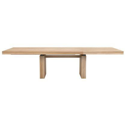 Double Extendable Dining Table Image
