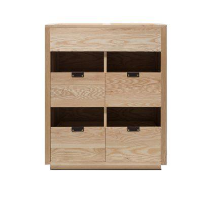 Dovetail 2x2.5 Storage Cabinet Image