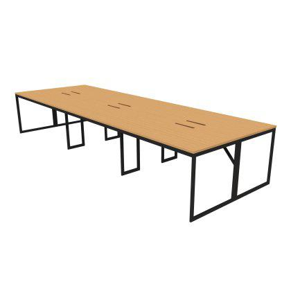 Foundation Benching Desk - 6 Pack Image