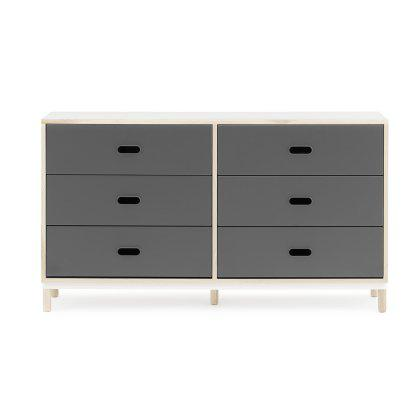 Kabino Dresser with 6 Drawers Image