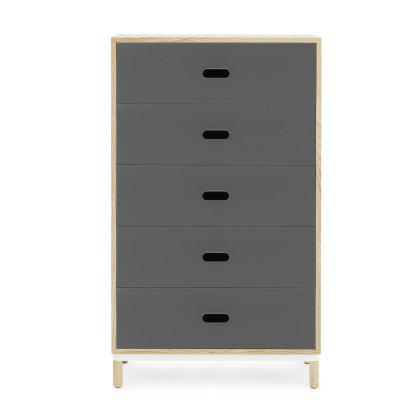 Kabino Dresser with 5 Drawers Image