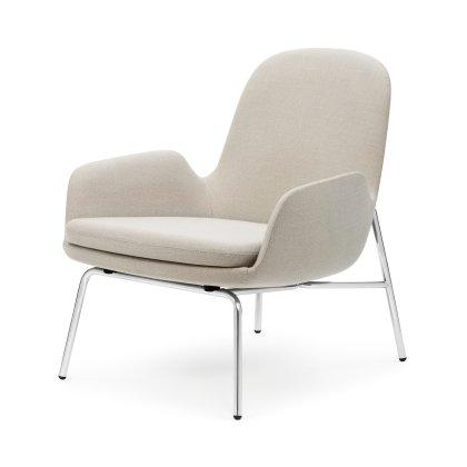 Era Lounge Chair - Low Metal Legs Image