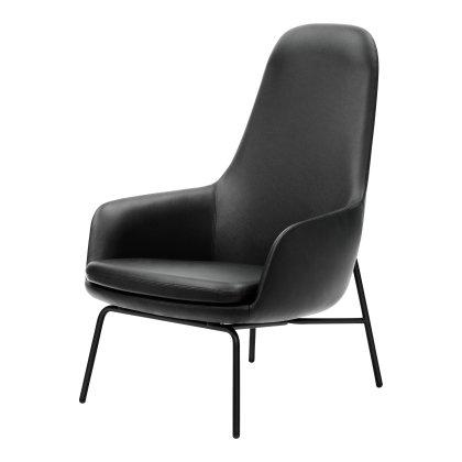 Era Lounge Chair - High Metal Legs Image