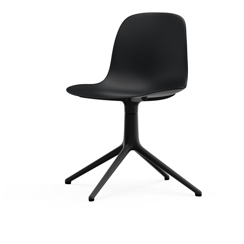 Peachy Form Chair Swivel 4L Creativecarmelina Interior Chair Design Creativecarmelinacom