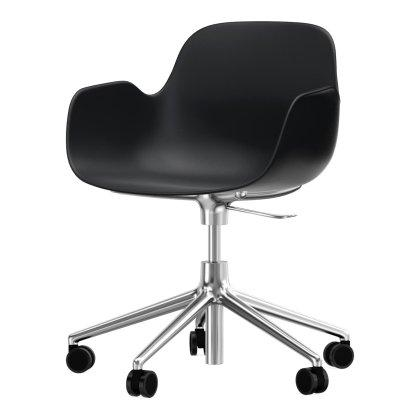Form Armchair Swivel 5W Gaslift Image
