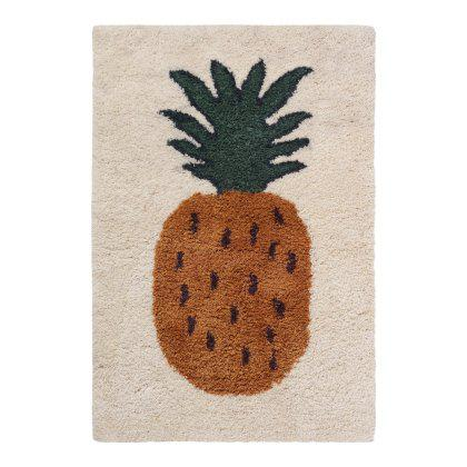 Fruiticana Tufted Pineapple Rug Image