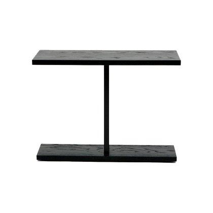 20 / 20 Console Table Black Oak Image