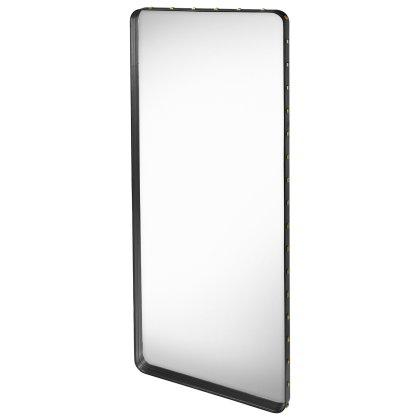 Adnet Rectangulaire Wall Mirror Image
