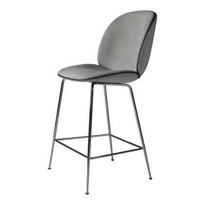 Beetle Counter Chair - Front Upholstered Image