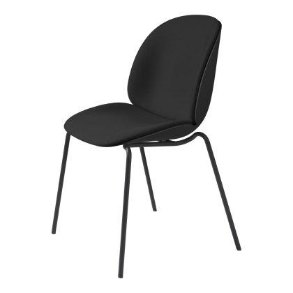 Beetle Dining Chair - Front Upholstered Stackable Image