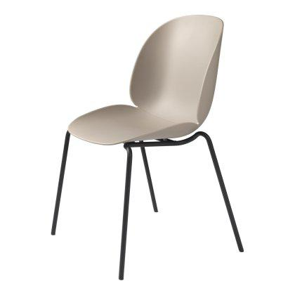 Beetle Dining Chair - Unupholstered Stackable Image