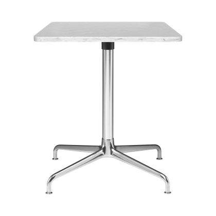 Beetle Lounge Table - Square, 4 Star Base Image