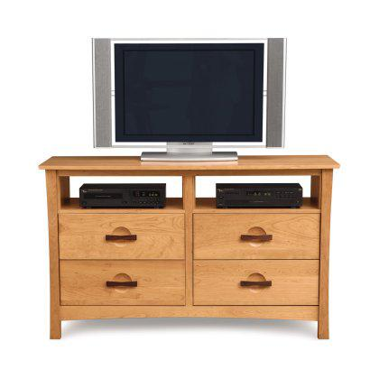 Berkeley 4 Drawer Dresser + TV Stand Image