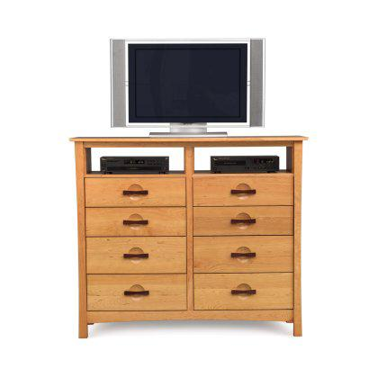 Berkeley 8 Drawer Dresser + TV Stand Image