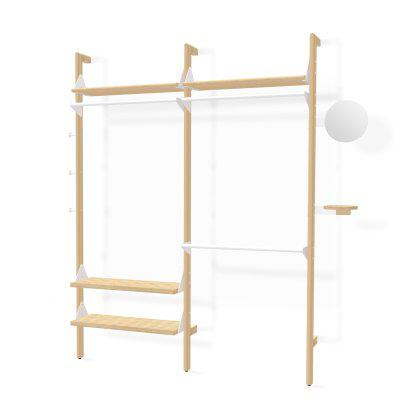 Branch-2 Wardrobe Unit Image