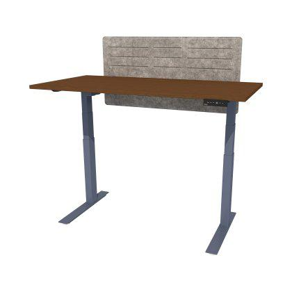 "Foundation Sit-Stand Desk 30"" x 60"" Image"