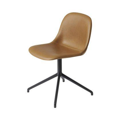 Fiber Side Chair Swivel Base W. O. Return Image