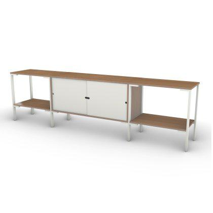 Foundation Credenza with Double Extension Image