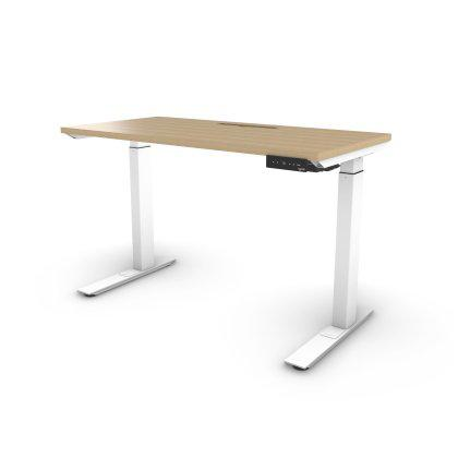 Foundation Sit-Stand Desk Image