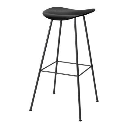 Gubi 2D Bar Stool - Center Base Image