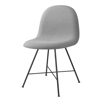 Gubi 3D Dining Chair - Center Base Fully Upholstered Image