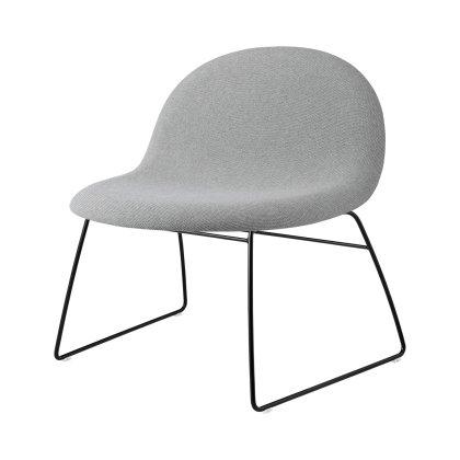 Gubi 3D Lounge Chair - Sledge Base Fully Upholstered Image