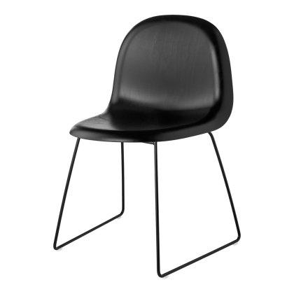 Gubi 3D Dining Chair - Sledge Base Image