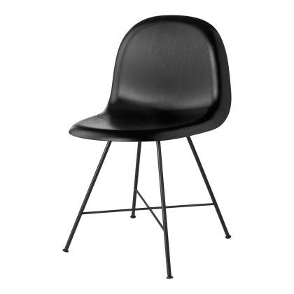 Gubi 3D Dining Chair - Center Base Image