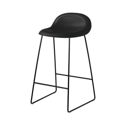 Gubi 3D Bar Stool - Sledge Base Image