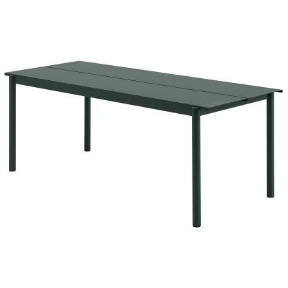Linear Steel Table Image