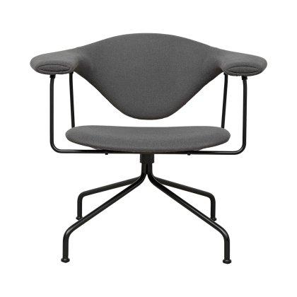 Masculo Lounge Chair - Swivel Base Image