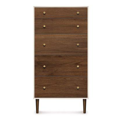 MiMo 5 Drawer Narrow Dresser Image