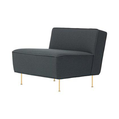 Modern Line Lounge Chair - Low Image