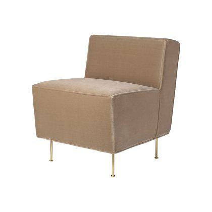 Modern Line Lounge Chair - Dining Height Image