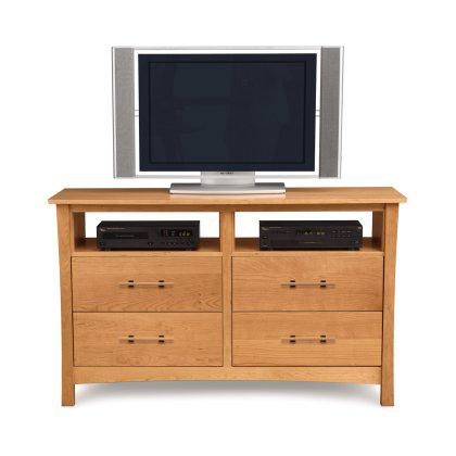 Monterey 4 Drawer Chest with TV Organizer Image