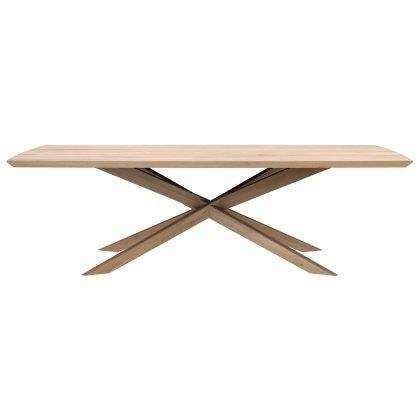 Oak Mikado Coffee Table - Rectangular Image