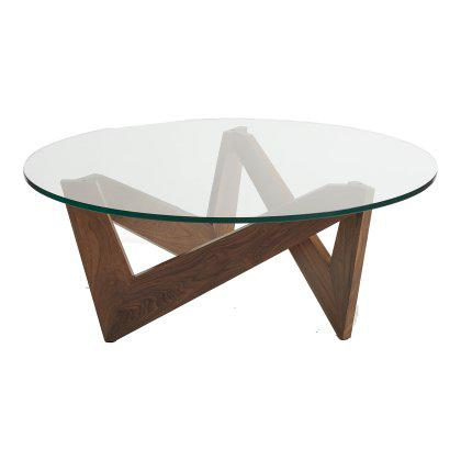 Check Round Coffee Table Image