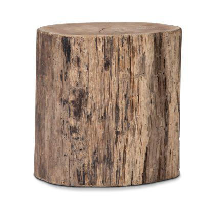 Pure Side Table Cylinder Rough Image