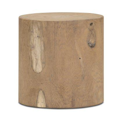 Pure Side Table Cylinder Smooth Image